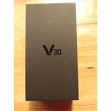 Lg V30 H932sv 64gb Plateado Desbloqueado