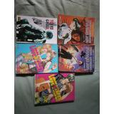 Mangas De Evangelion, Tokyo Ghoul Y Love Stage