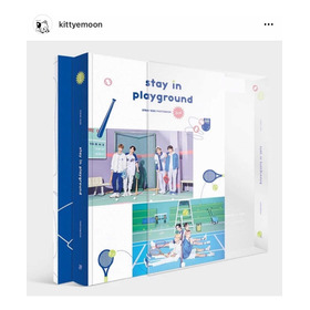 Stray Kids - Stay In Playground - The Second Book