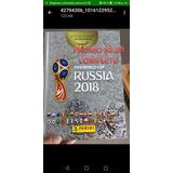 Album Del Mundial Rusia Completo 2018 Al Mejor Precio ,