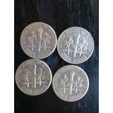 Monedas De Plata Coleccionables