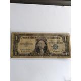 Vendo Billete Antiguo Año 1957 Precio De Combeniencia