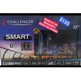 Smartv De 32  Con Bluetooth, Nuevo Y Con Garantía De Un Año
