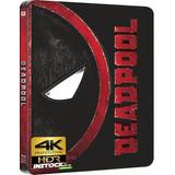 Pelicula Deadpool (2016) 4k 2160p Entrega Inmediata Digital