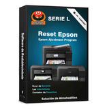 Reset Epson Et4500 Et4550 M105 M205 Rx580 Wf3720 L210 L110