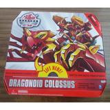 Bakugan. Dragonoid Colossus. Nuevo