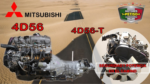 Motor Mitsubishi 4d56