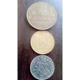 Monedas De Francia. Francos