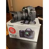 Cámara Digital Slr Digital Canon Eos 5d Mark Iv 30.4mp