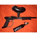Arma No Letal, A Base De Aire Comprimido De Multiples Usos