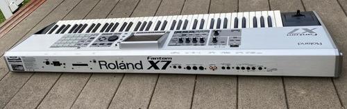 Clave Roland Fantom X7 -76