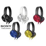 Audifono Sony Xb450