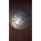 Moneda Antigua Del General Torijos