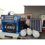 Bocina Ch 236usol Bluetooth Panel Solar 12 X 14,50 C/u