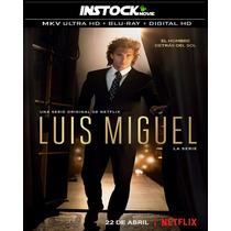 Luis Miguel Serie   Entrega Inmediata Digital