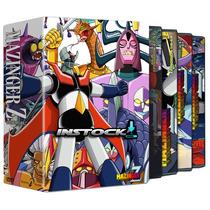Mazinger Z Box Completo Full Hd Entrega Inmediata