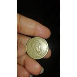 Moneda De $1 Del Año 1841 De Henry Williams Harrison