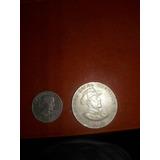 Moneda De Omar Torrijos 1983 Y Moneda De 1979