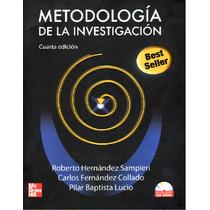 21 Libros Metodologia De La Investigación Tesis Maestria