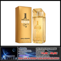 Colonia One Million Paco Rabanne Caballero Originales***