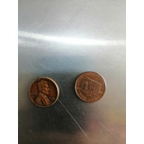 Monedas De 1956 Y 1809 Y Una De Un Centavo Y Cuarto