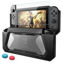 Estuche Nintendo Switch Con Protector De Pantalla