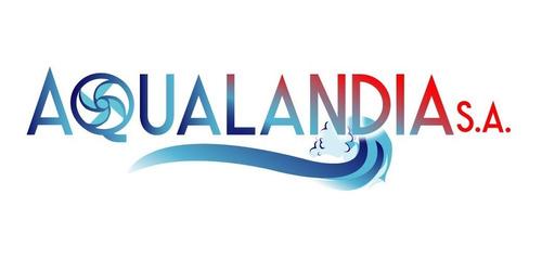 Aqualandia S.a. Líder En Plantas De Tratamientos