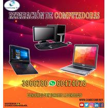 Reparaciones De Pc, Laptop, Todo En Uno Todas Las Marcas