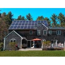 Liquidación Paneles Solares De Fabricación Noruegos De 320w