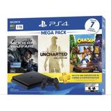 Playstation 4 Pro 1tb +3 Juegos Totalmente Nuevo