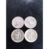 Vendo Monedas 2 2/1 Centésimos Acentamiento Campecino