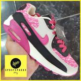 Zapatillas Nike Airmax 90 / Damas / Varios Colores