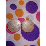 Monedas Antiguas De Panama. 1968  1980  1940 2001