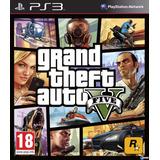 Grand Theft Auto 5 I Gta 5 I Gta V Juego Ps3 Digital Español