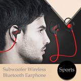 Audifonos Sport Inalámbricos Stereo Bluetooth Con Microfono