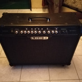 Amplificador Line 6 Spider Iv 150w Con Footswitch Fbv Mkii