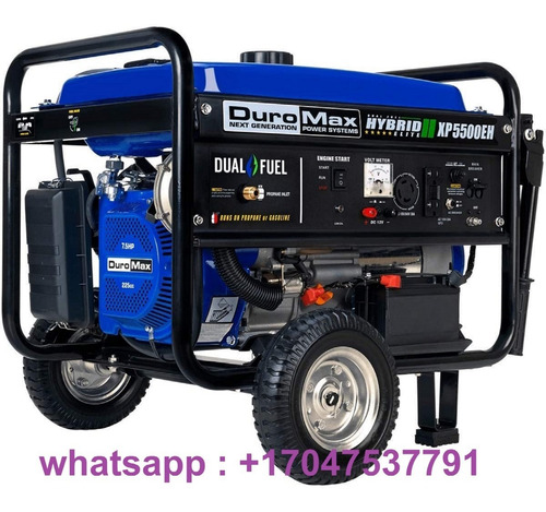 Duromax Xp5500eh