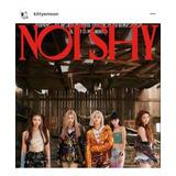 Álbum itzy - Not Shy -