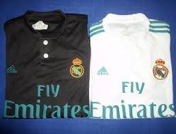 Sweater/ Sueter Franelas Real Madrid