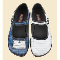 Zapatos Dama Hot Chocolate Design (modelo Cuaderno) Talla 39