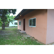 Rebajada!!!casa En Las Guias, San Carlos, Panamá- $59,900.00