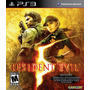 Resident Evil 5: Gold Edition. Ps3. Nuevo Y Sellado
